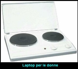 Laptop per le donne